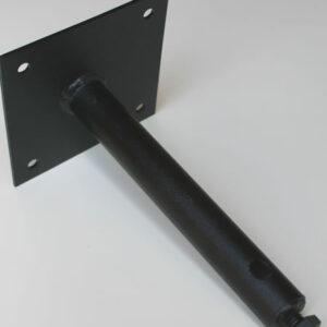 Houder  windwijzer voor wandmontage