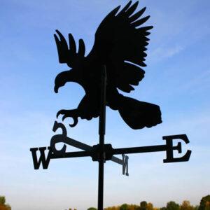 Windwijzer Adelaar incl. windroos en staaf M
