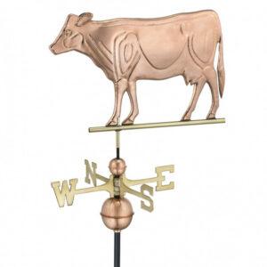 Windwijzer Koe 3D-design L handgemaakt