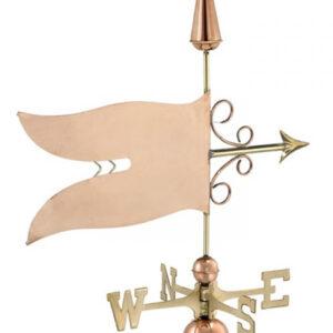 Windwijzers banier 3D-design windwijzer Banier handgemaakt