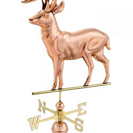 Windwijzers hert 3D-design windwijzer Hert handgemaakt
