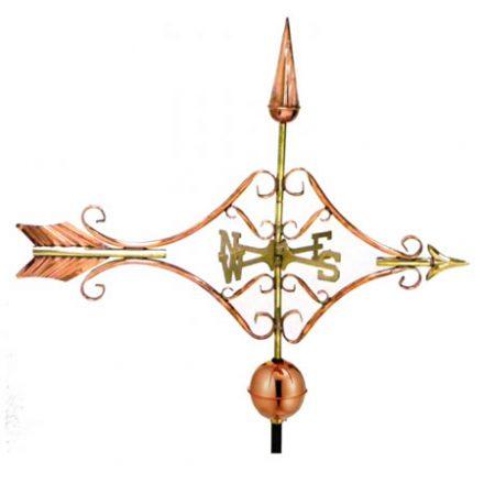 windwijzer Victoriaanse Pijl handgemaakt
