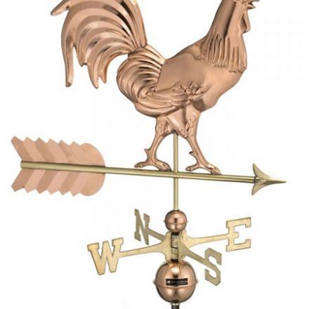 Windwijzers haan 3D-design windwijzer Haan handgemaakt handgemaakt