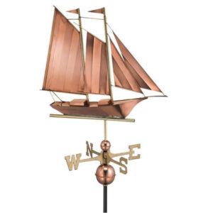 Windwijzer Zeilboot 3D design XL