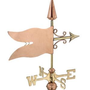 Windwijzers banier 3D-design M windwijzer Banier handgemaakt