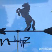windwijzer Fries Paard