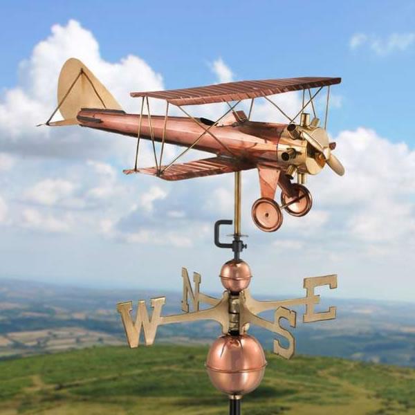 windwijzer vliegtuig sfeer