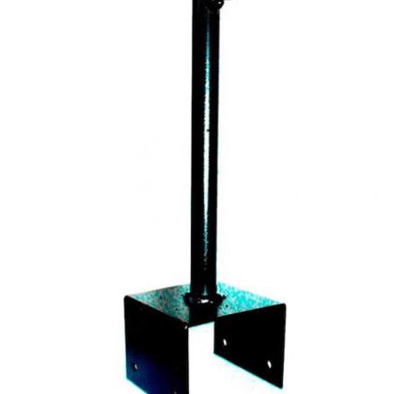 houder-windwijzer-paal-9x9