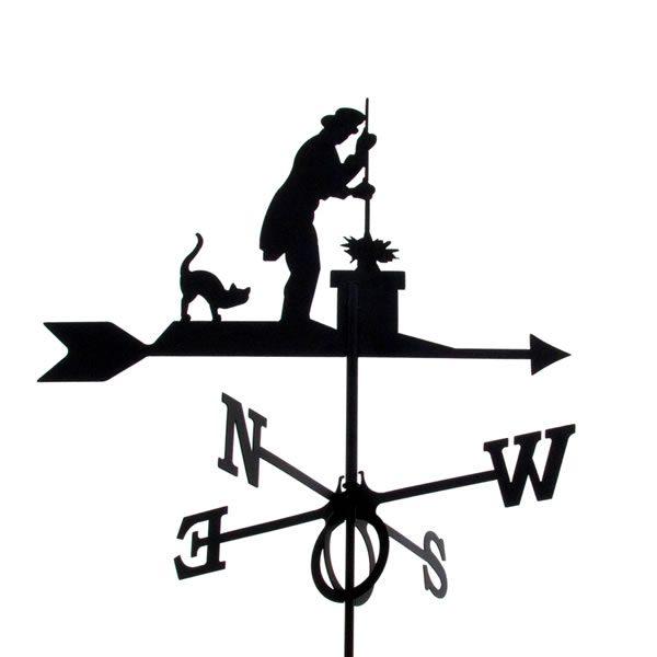 Windwijzer-Schoorsteenveger-W6177