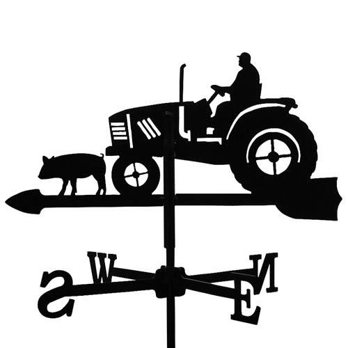 Windwijzer Tractor
