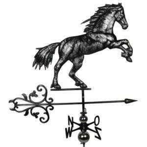 windwijzer-steigerend-paard-RVS-W80186R