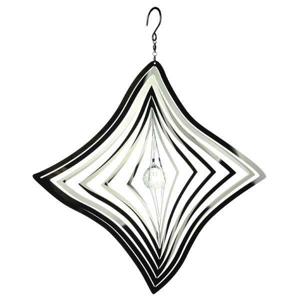 windspinner Diamant RVS W85104