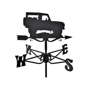 windwijzer Land Rover