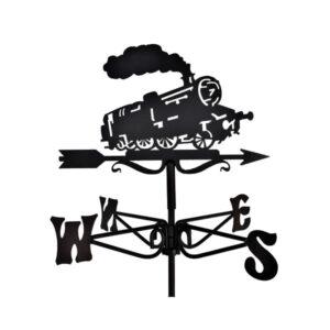 windwijzer stoomtrein locomotief